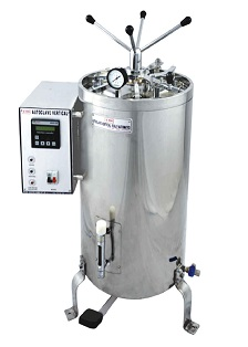 HIGH PRESSURE VERTICAL STERILIZERS